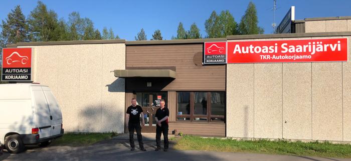 Autoasi Saarijärvi / TKR-Autokorjaamo