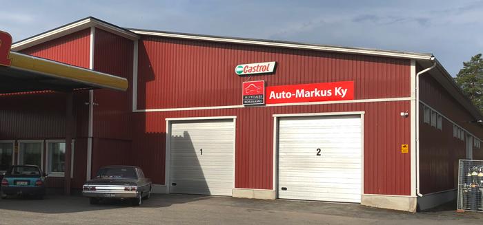 Auto-Markus Ky